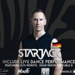 Starjack for the first time live at The Club Khaosan Bangkok