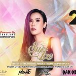 Sue Ice for the very first time at The Club Khaosan 25 July 2019