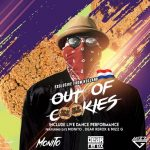 Out of Cookies is back at The Club Khaosan 3 August 2019